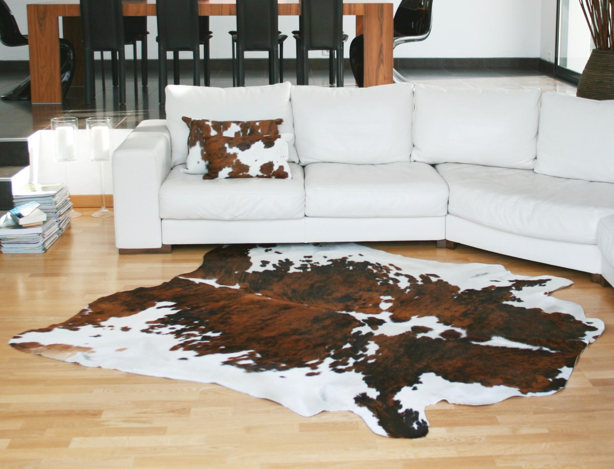tapis de vache