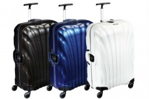 valise en polycarbonate ou abs