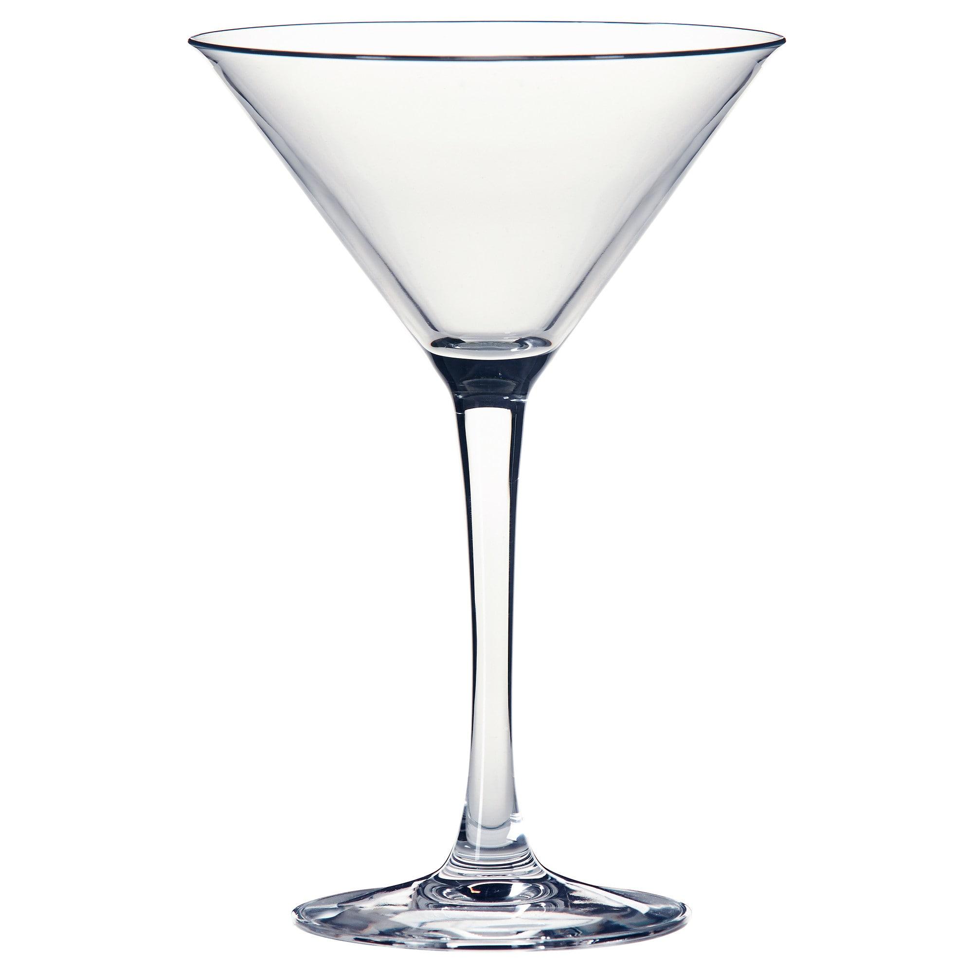 verre martini