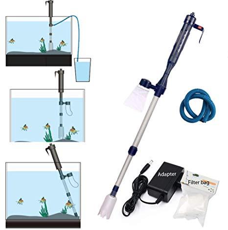 aspirateur pour aquarium