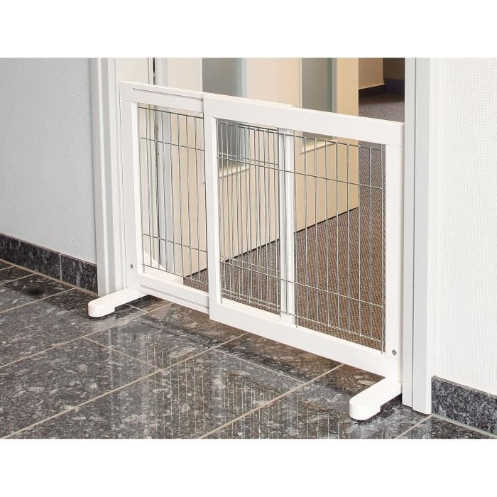 barrière de sécurité chien