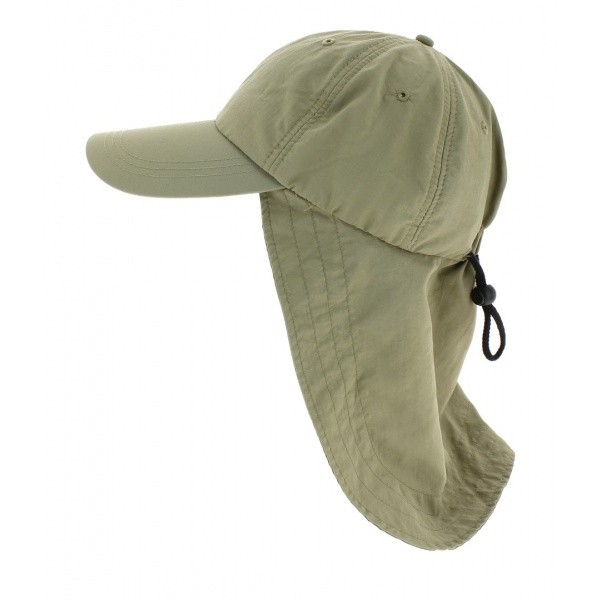 casquette saharienne