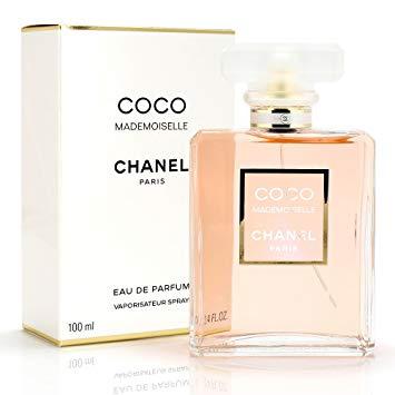 coco mademoiselle eau de parfum 100ml
