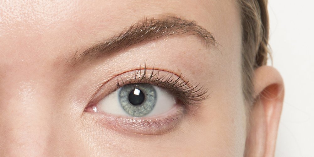 coloration sourcils