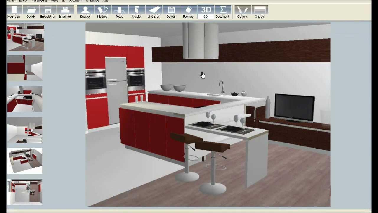 cuisine logiciel