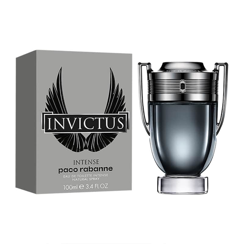 invictus intense 100ml