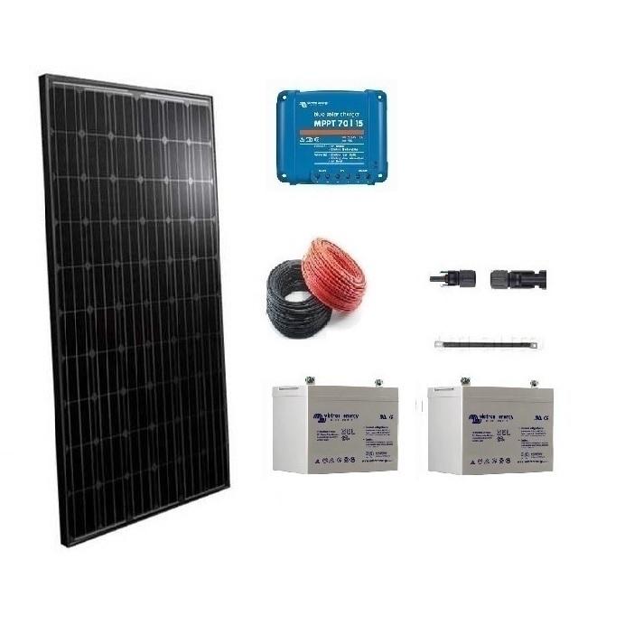 kit panneau solaire 12v