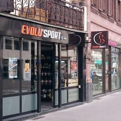 magasin de sport strasbourg