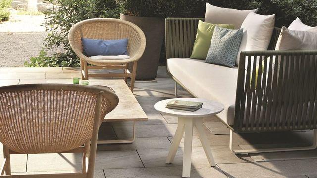 mobilier pour terrasse