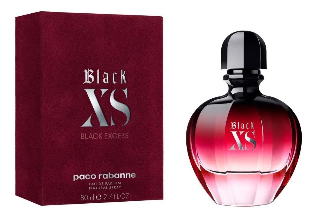 paco rabanne black xs