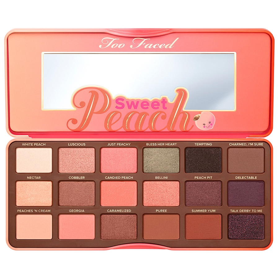 palette sweet peach