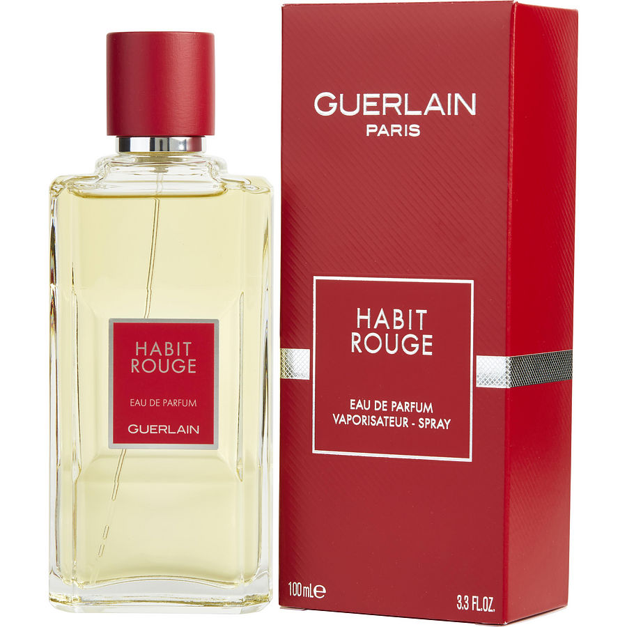 parfum habit rouge