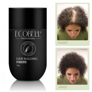 poudre densifiante cheveux