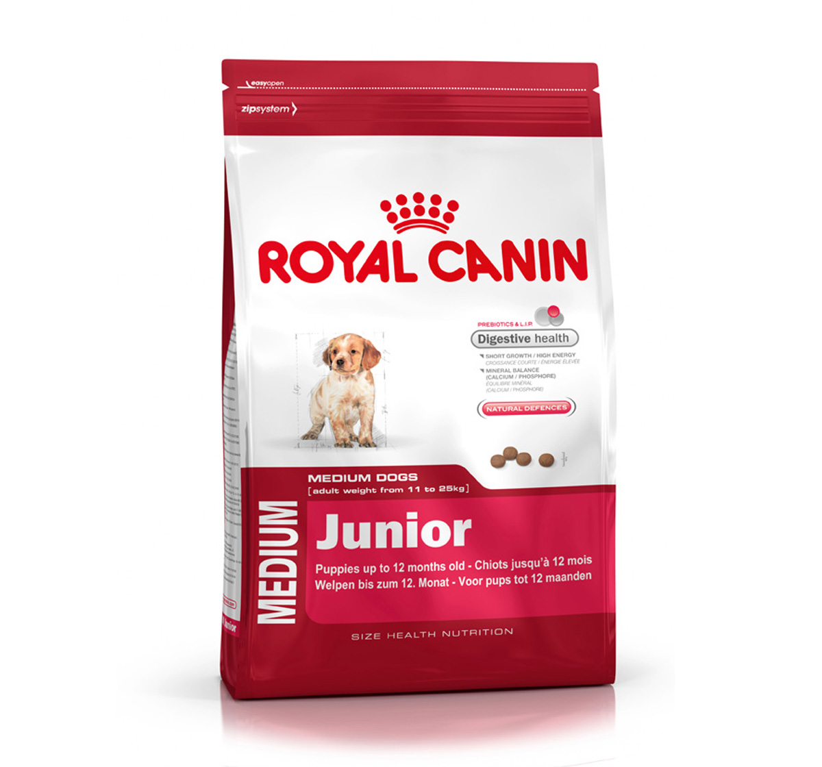 royal canin junior medium