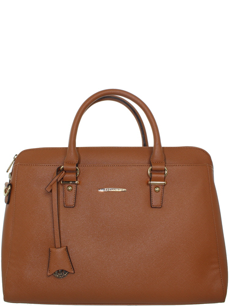 sac hexagona marron