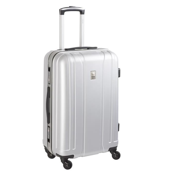 valise rigide 4 roues 65 cm