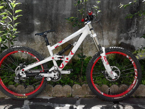 velo dh occasion