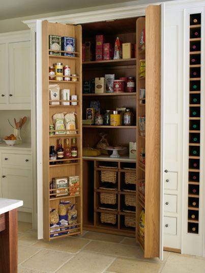 armoire rangement cuisine