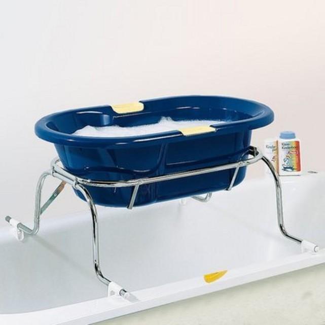 baignoire et support bébé