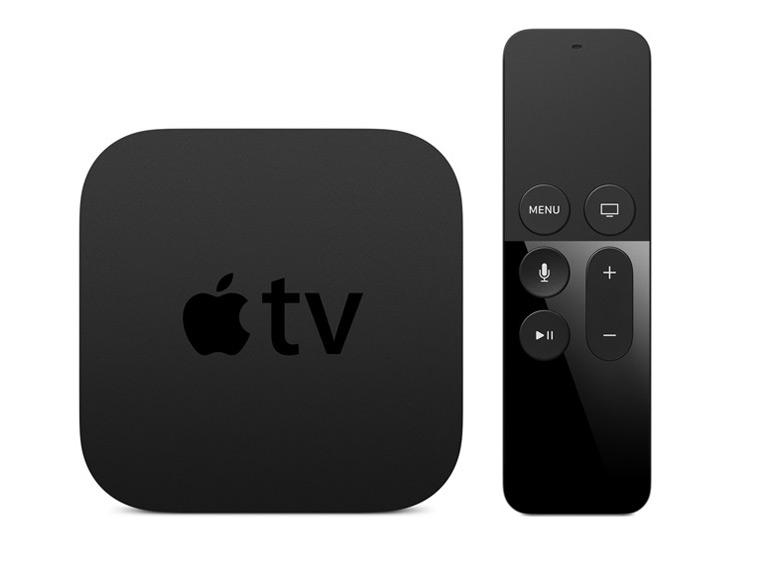 boitier apple tv