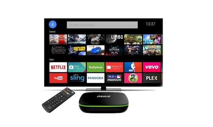 boitier smart tv