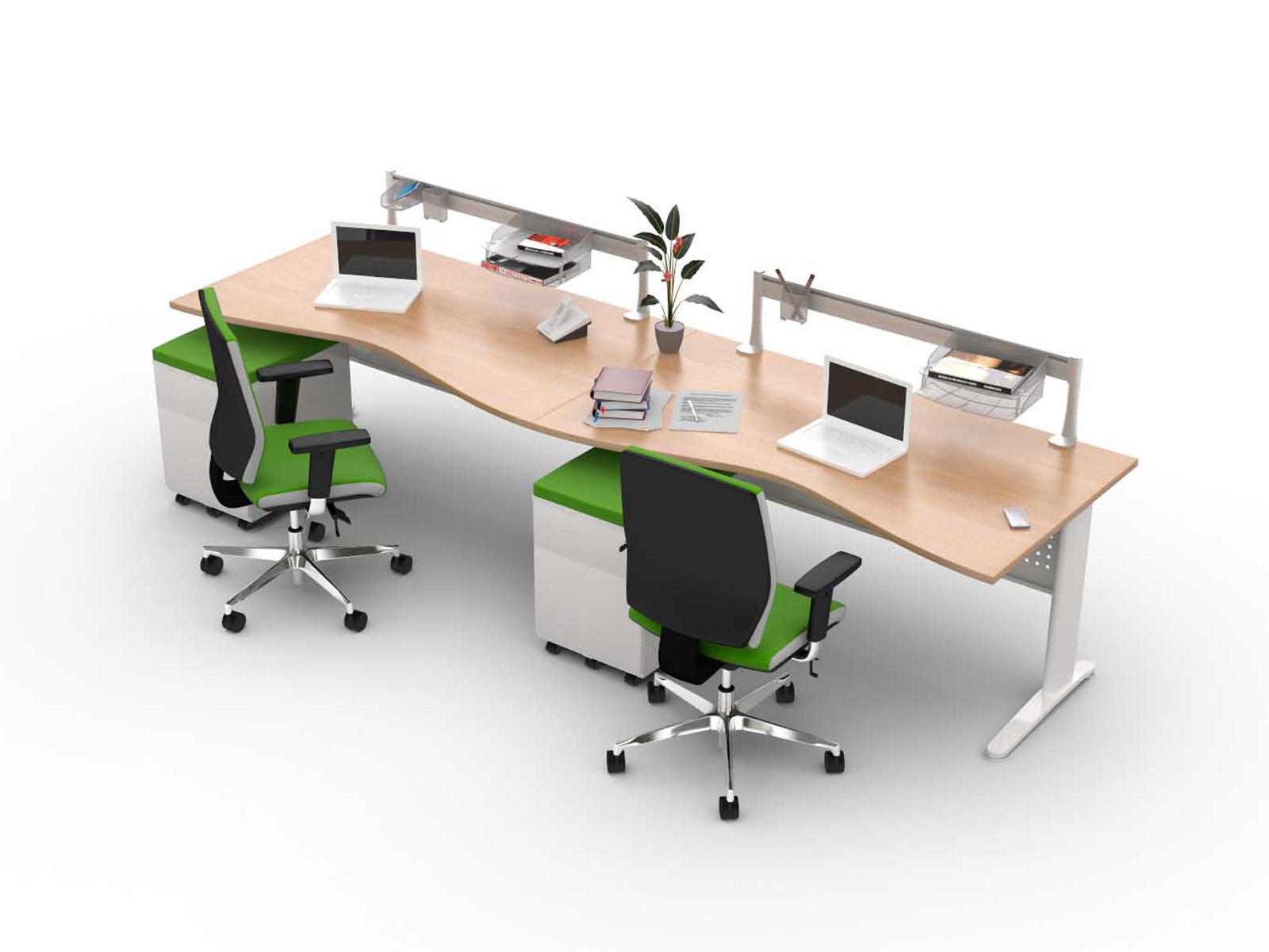 bureau 2 personnes