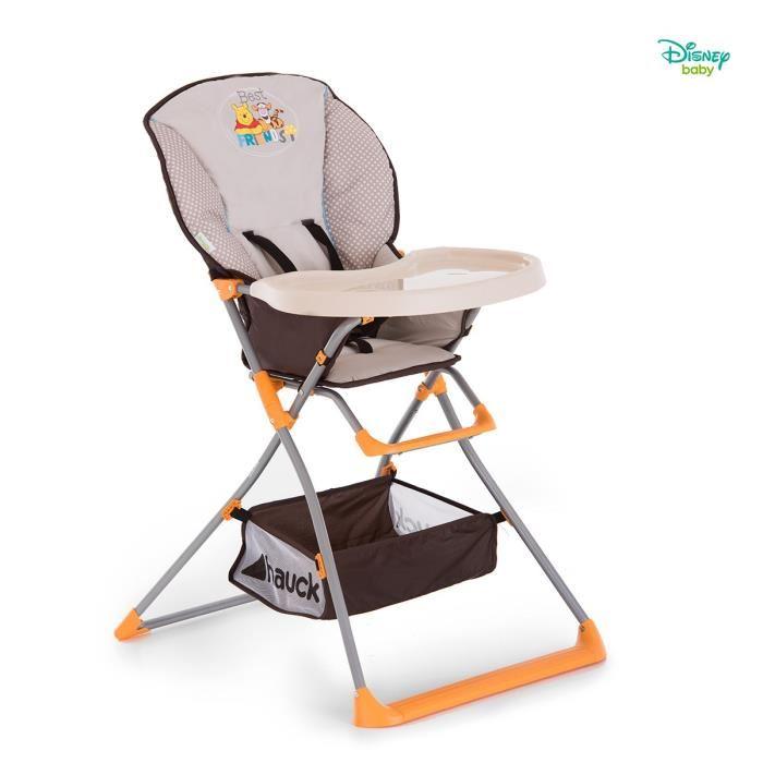 chaise haute winnie l ourson