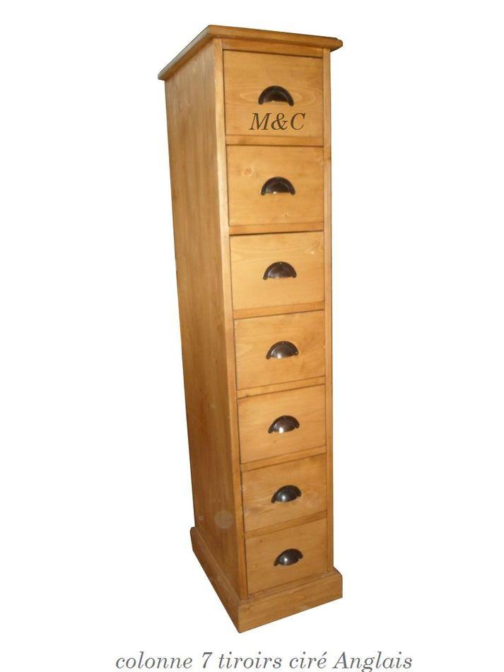 colonne a tiroir
