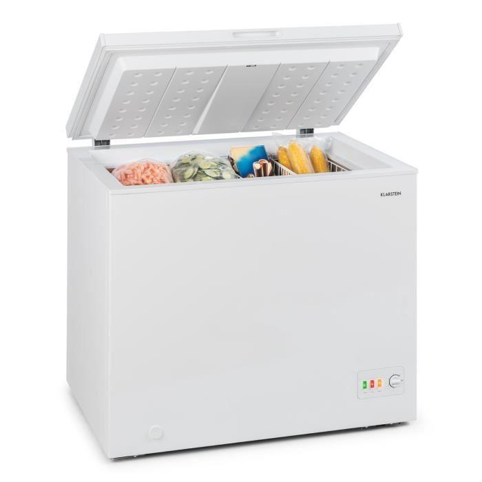 congelateur 200 litres
