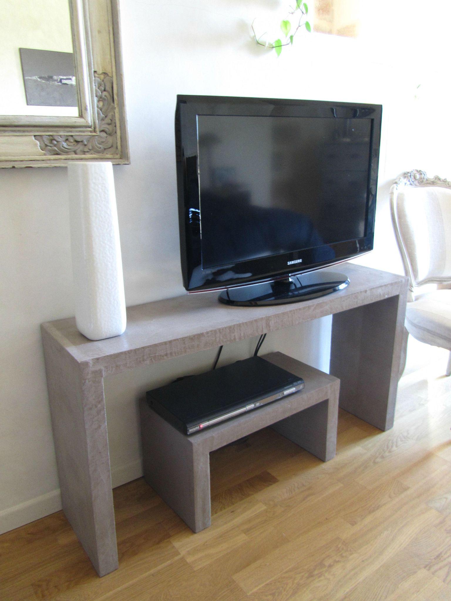 console télé