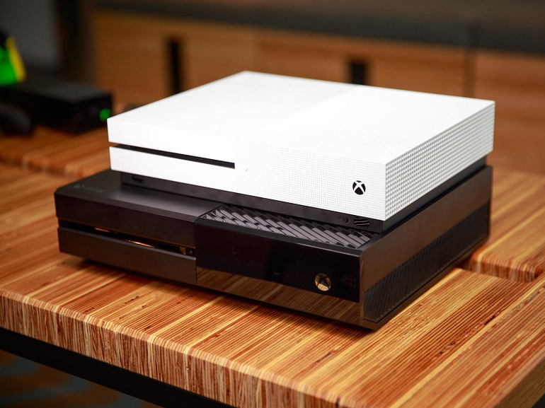 difference xbox one et xbox one s