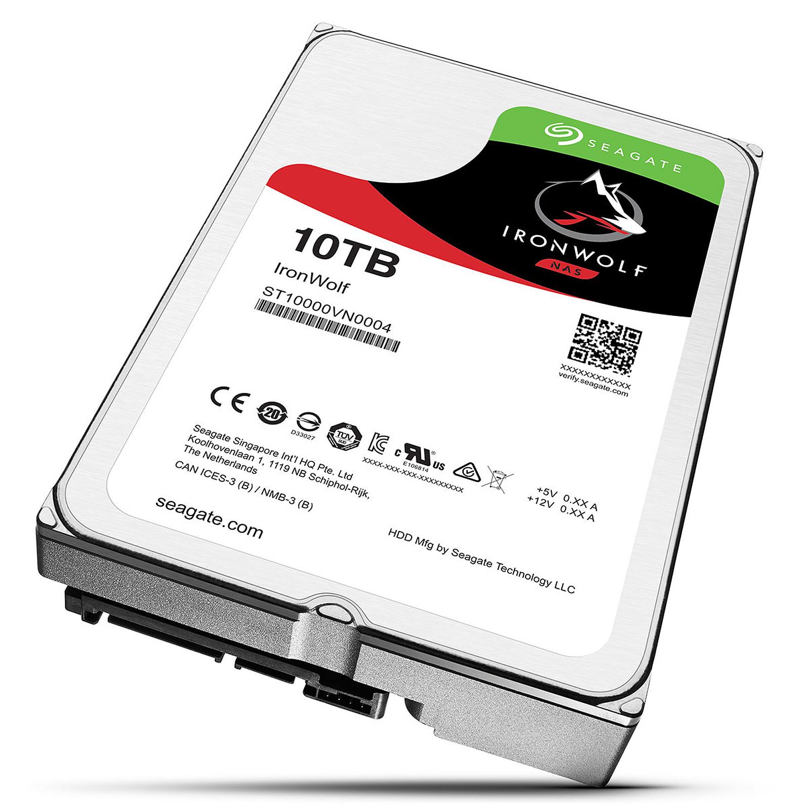 disque dur 10 to