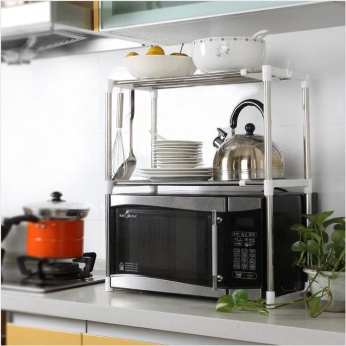 etagere rangement cuisine