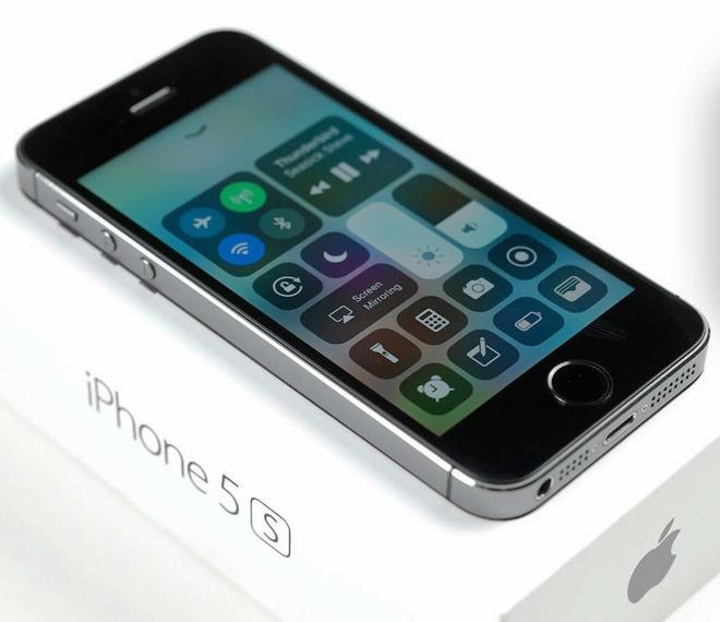 iphone 5s ios 11