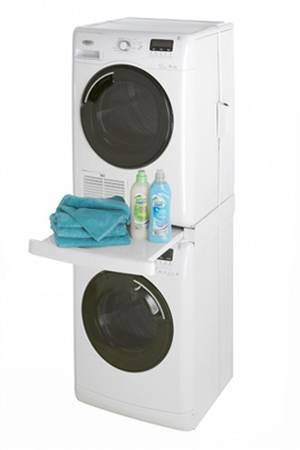 kit superposition lave linge