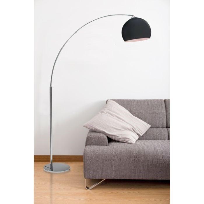 lampe sur pied salon