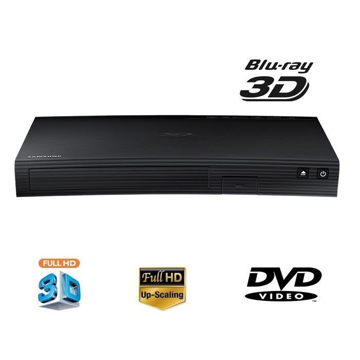 lecteur dvd 3d