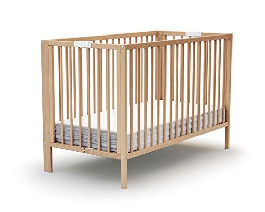 lit à barreaux pliant