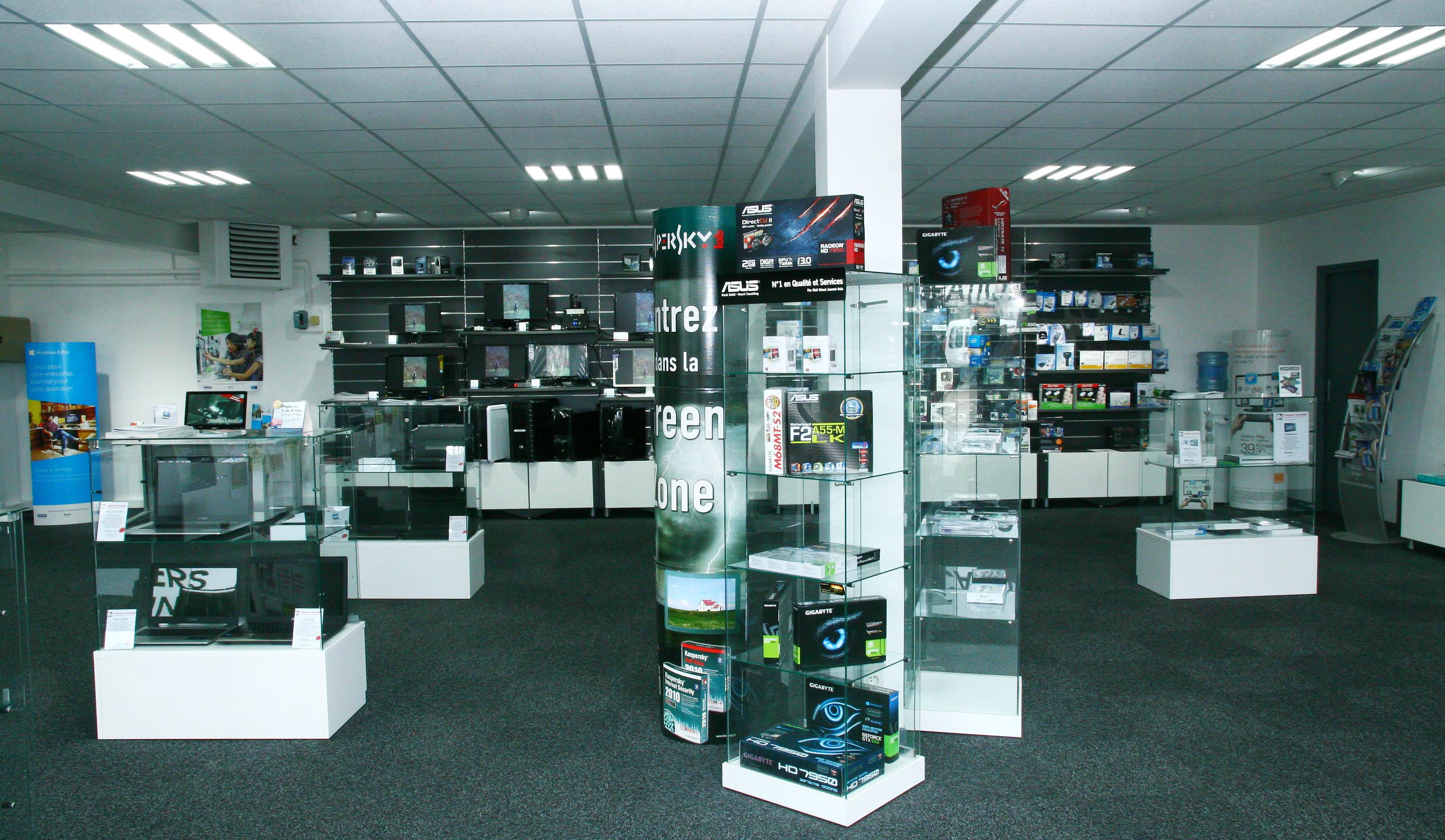 magasin d informatique