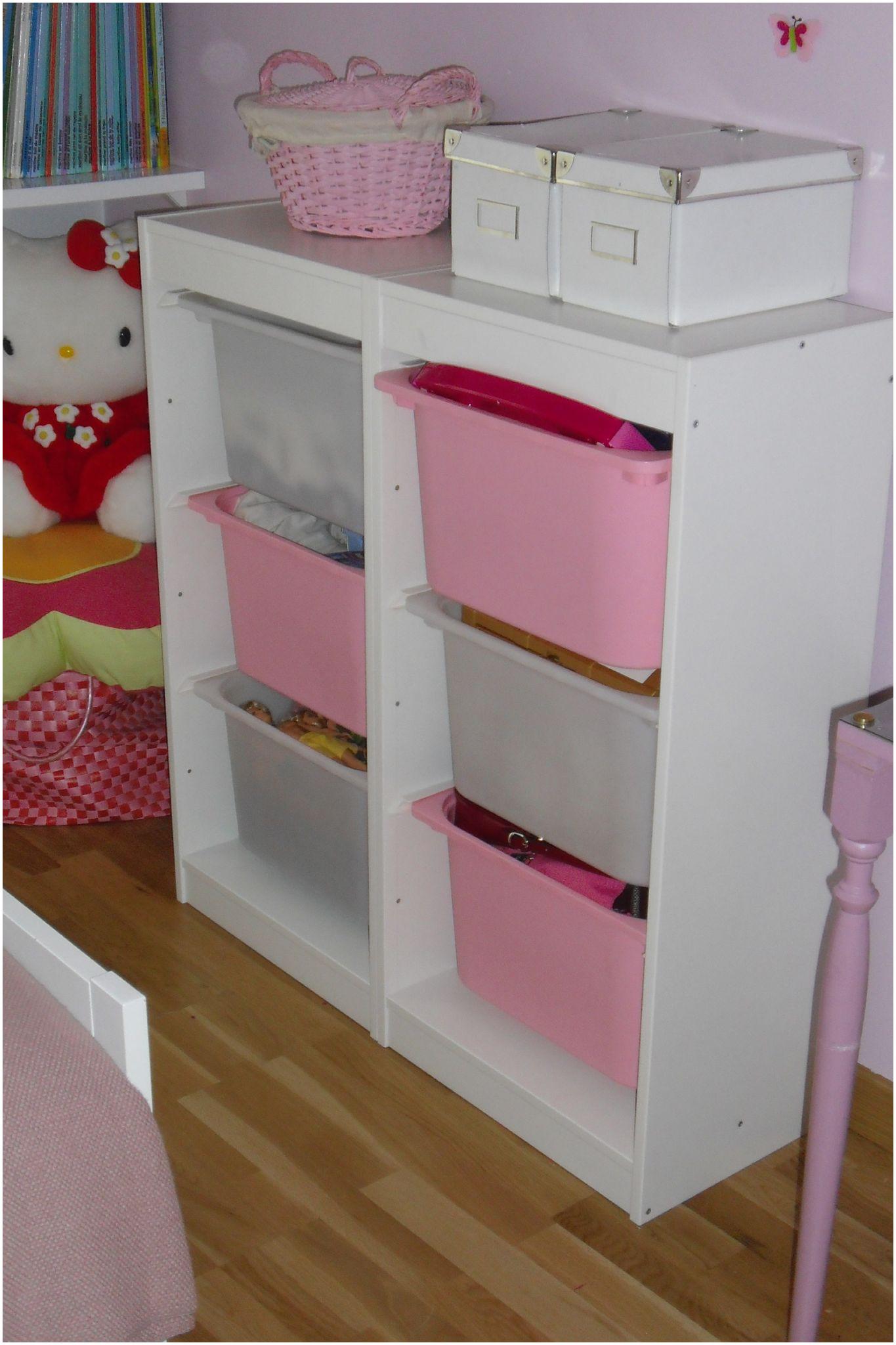meuble de rangement chambre fille