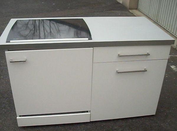 meuble pour plaque induction