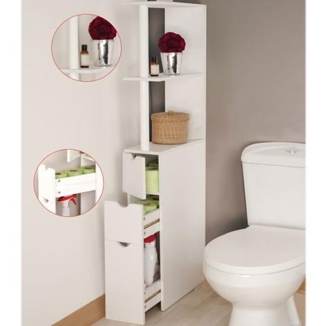 meuble pour toilette