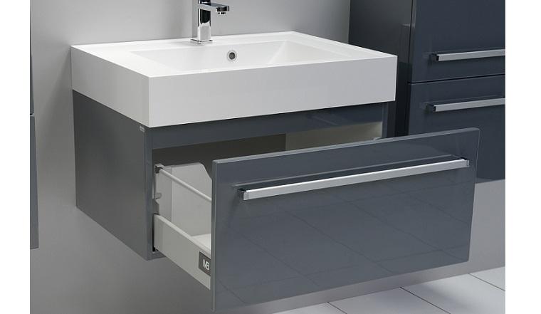 meuble sous vasque 70 cm