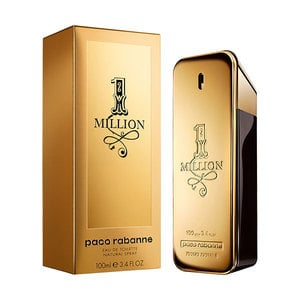 million eau de toilette