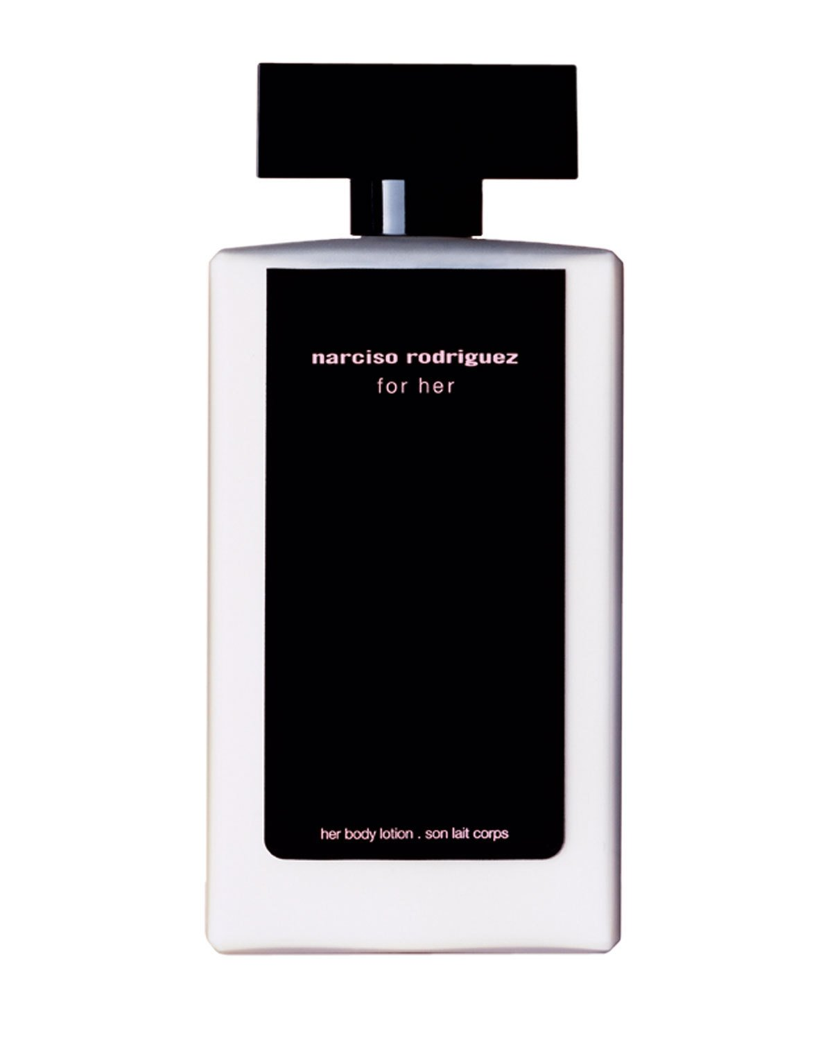 narciso rodriguez lait corps