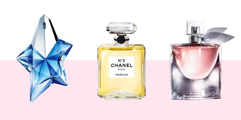 parfum féminin les plus vendu