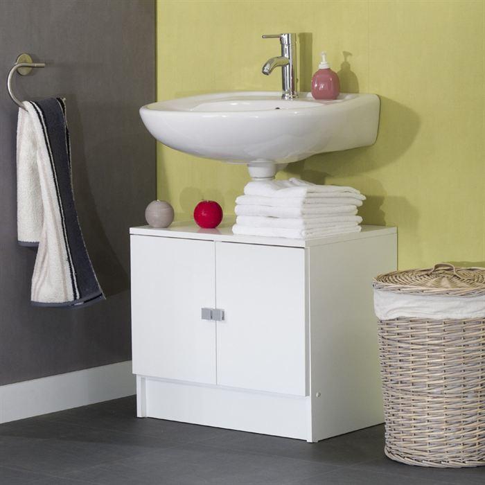 petit meuble sous lavabo