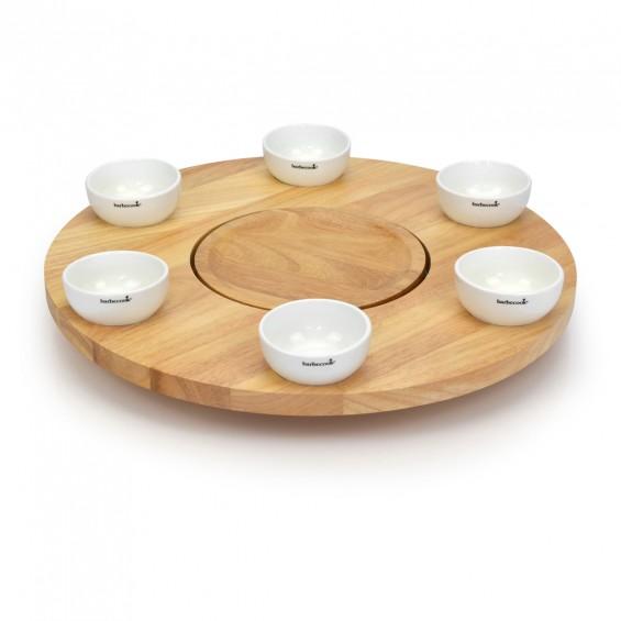 plateau tournant table