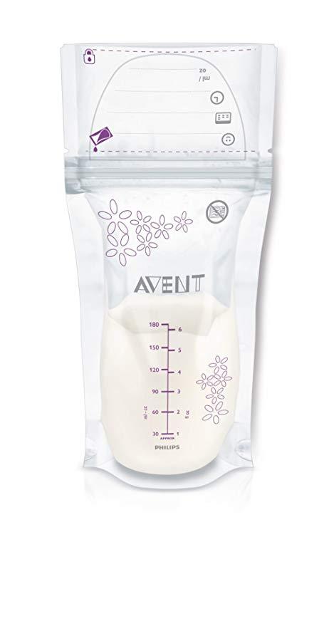 sachet de conservation lait maternel
