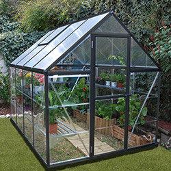 serre de jardin en polycarbonate